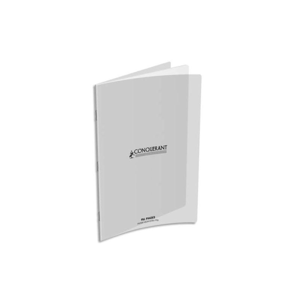Cahier de dessin couverture polypro 24X32 cm 96 pages - Photo n°1