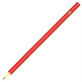 Crayon graphite HB tête coupée