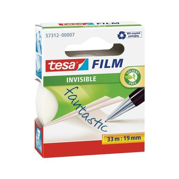 Ruban adhésif invisible 19 mm X 33 m TESA - Photo n°1