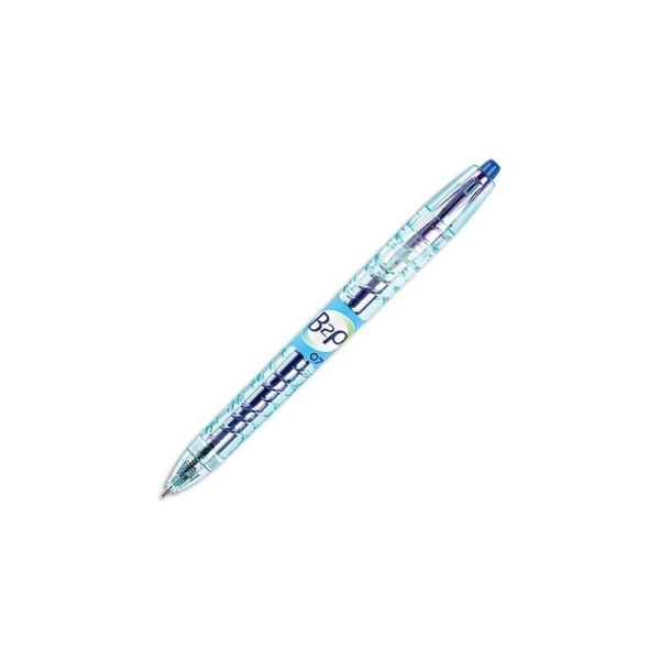 Stylo bille encre gel B2P bleu PILOT - Photo n°1
