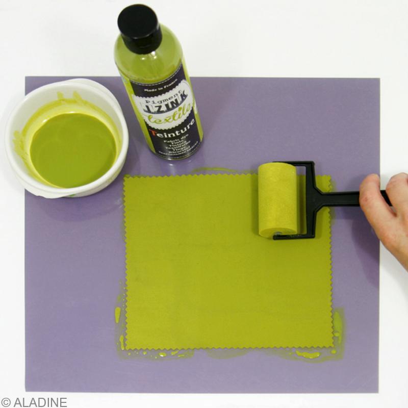 teinture textile froid izink argent 100 ml teinture froid creavea. Black Bedroom Furniture Sets. Home Design Ideas