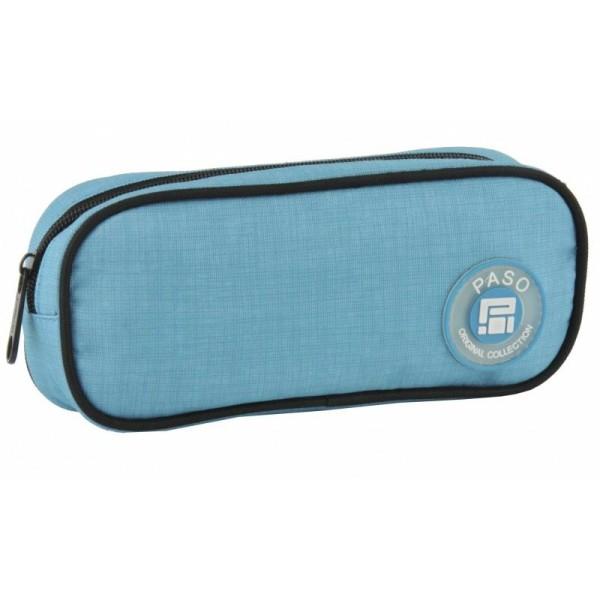 Trousse rectangulaire  - Bleu - Photo n°1