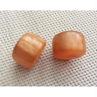 Perles Berbères Couleur Ambre