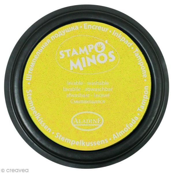 Encreur géant Stampo Colors Fluo x 4 - Encre ultra lavable - Photo n°3