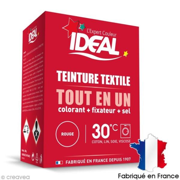 Kit complet teinture Ideal Tout en Un - Mini Rouge - 230 gr - Photo n°1