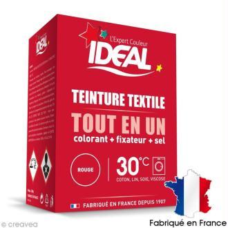 Kit complet teinture Ideal Tout en Un - Mini Rouge - 230 gr