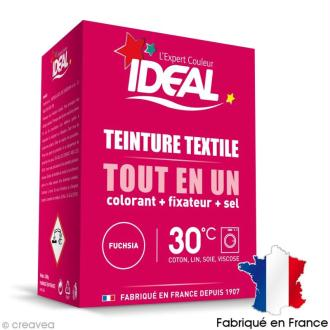 Kit complet teinture Ideal Tout en Un - Mini Rose fuchsia - 230 gr
