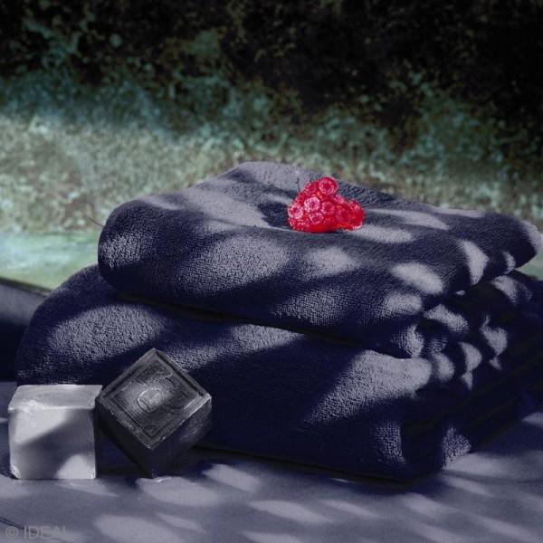 Kit complet teinture Ideal Tout en Un - Mini Bleu marine - 230 gr - Photo n°2