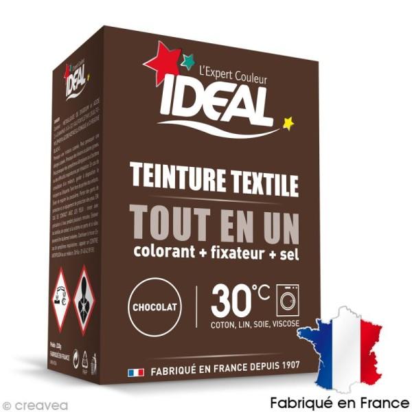 Kit complet teinture Ideal Tout en Un - Mini Marron chocolat - 230 gr - Photo n°1
