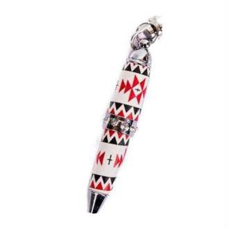 Mini stylo porte-clefs