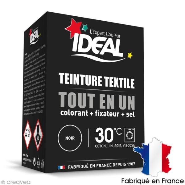 Kit complet teinture Ideal Tout en Un - Mini Noir - 230 gr - Photo n°1