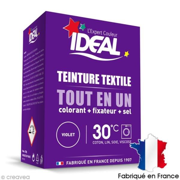 Kit complet teinture Ideal Tout en Un - Mini Violet - 230 gr - Photo n°1