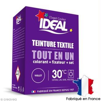 Kit complet teinture Ideal Tout en Un - Mini Violet - 230 gr