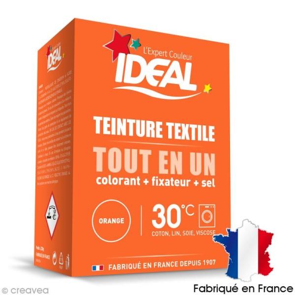 Kit complet teinture Ideal Tout en Un - Mini Orange - 230 gr - Photo n°1