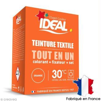 Kit complet teinture Ideal Tout en Un - Mini Orange - 230 gr