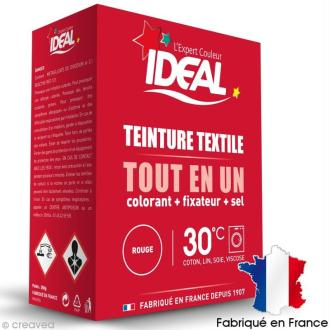 Kit complet teinture Ideal Tout en Un - Maxi Rouge - 350 gr