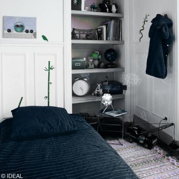 Kit complet teinture Ideal Tout en Un - Maxi Bleu marine - 350 gr - Photo n°2