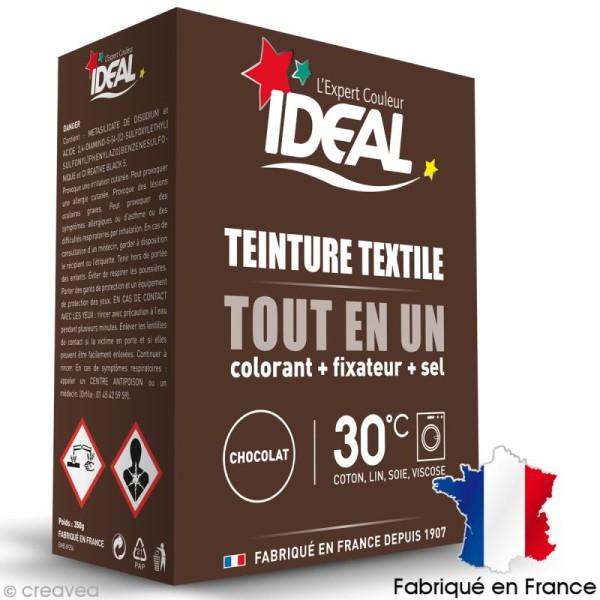 Kit complet teinture Ideal Tout en Un - Maxi Marron chocolat - 350 gr - Photo n°1