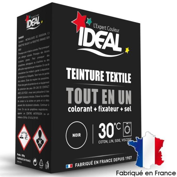 Kit complet teinture Ideal Tout en Un - Maxi Noir - 350 gr - Photo n°1