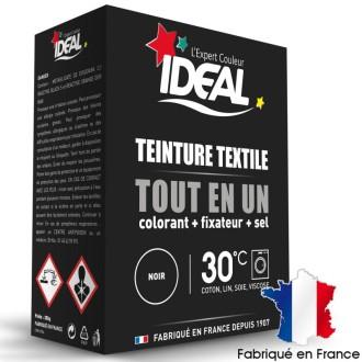 Kit complet teinture Ideal Tout en Un - Maxi Noir - 350 gr