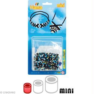 Kit Perles Hama mini diam. 2,5 mm - Bijoux x 2000