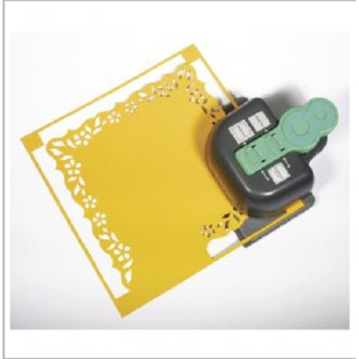 Perforatrice Lucky 8 Punch - Fancy Scroll - We R Memory Keepers