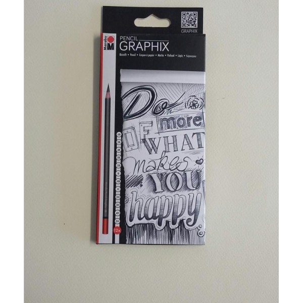 12 Crayon à papier - Photo n°2