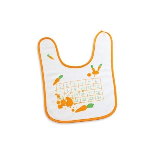 Bavoir Bingo carotte - Photo n°1
