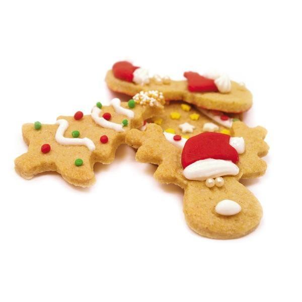 Préparation pour biscuits de Noël bio 290 g - Photo n°2
