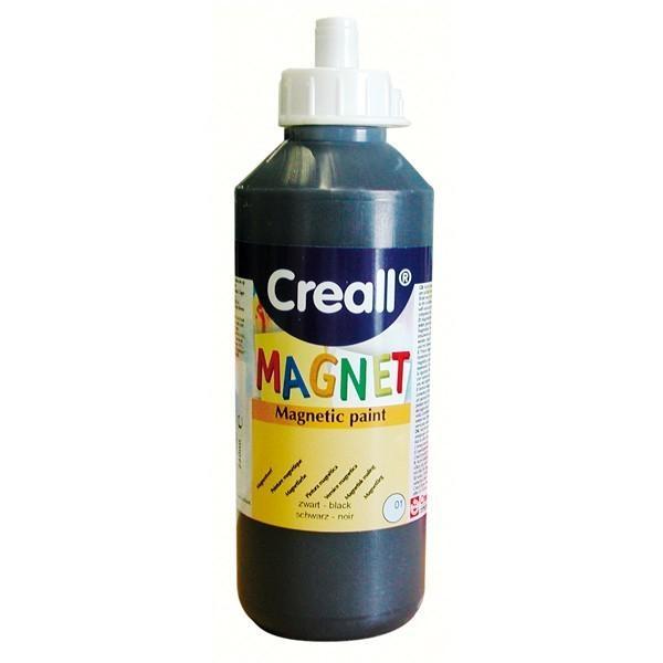 Peinture magnétique noire 250 ml - Photo n°1