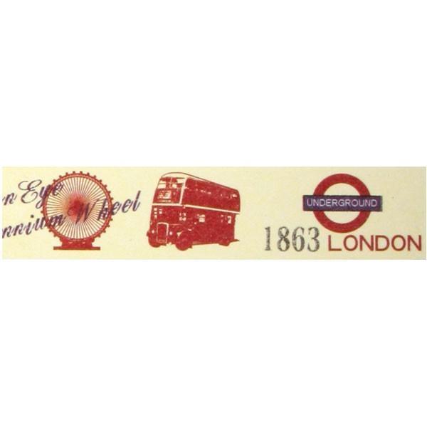 Washi Tape London Big Ben - Photo n°1