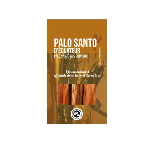 Bâtonnets de bois à brûler - Palo Santo - Photo n°1