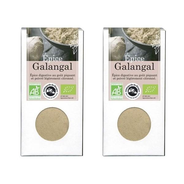 Poudre de Galangal 70 g - Photo n°1