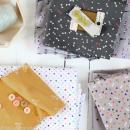 Tissu Atelier Brunette Overnight - Candy Flakes - Par 10 cm (sur mesure) - Photo n°6