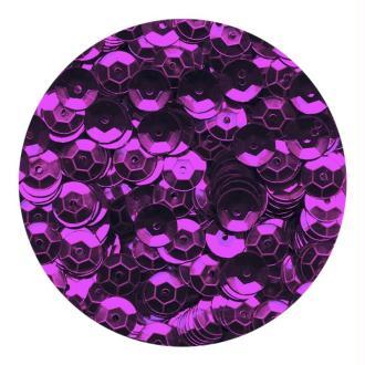 Sequins 6mm Violet x 500