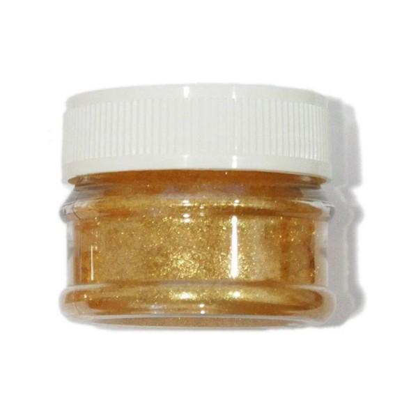Colorant alimentaire de surface en poudre doré 5 g