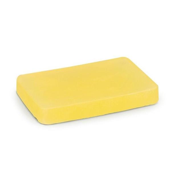 Savon à mouler 100 g - Translucide jaune - Photo n°1