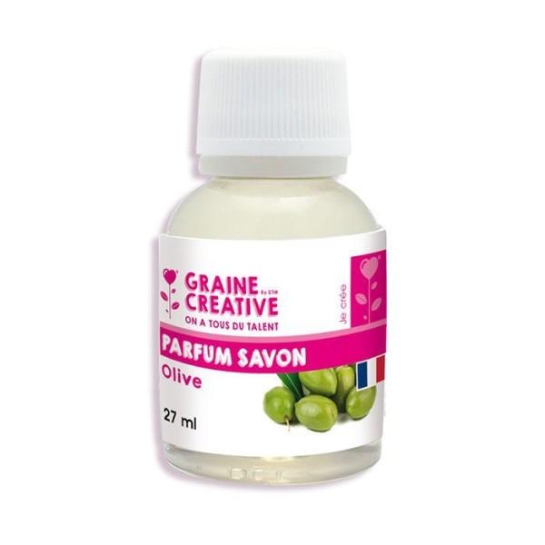 Parfum pour savon 27 ml - Olive - Photo n°1