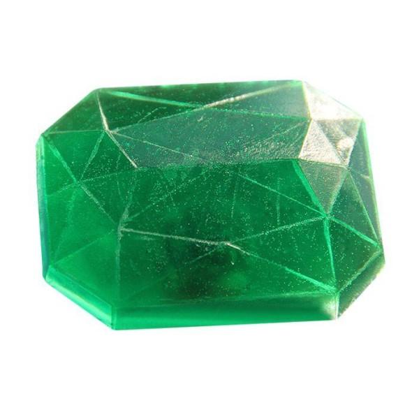 Mini moule à savon - Diamant rectangle - Photo n°1