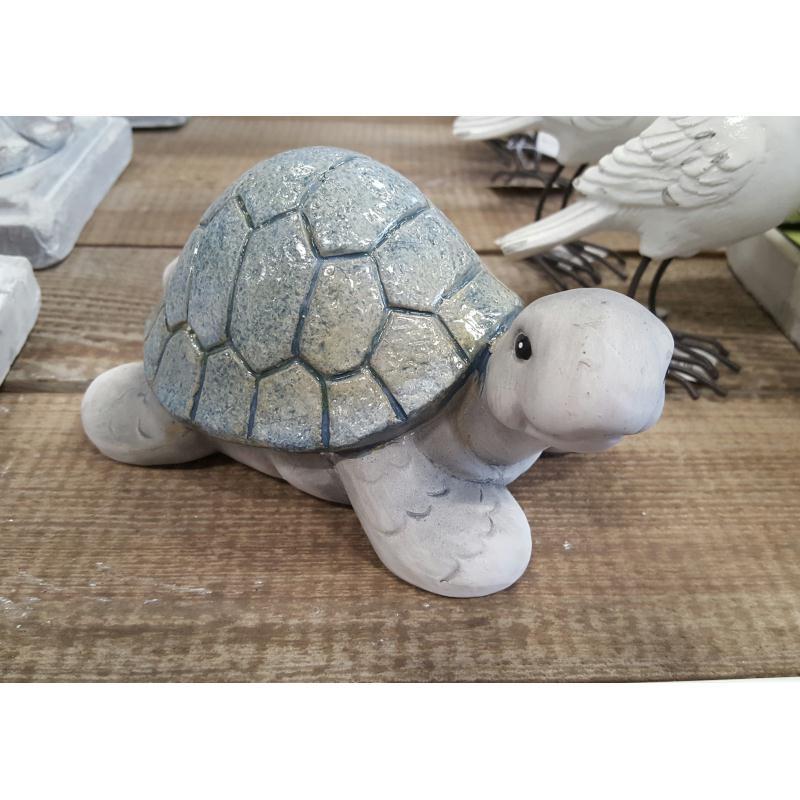 Tortue rigolote en pierre ceramique accessoires pour - Image tortue rigolote ...