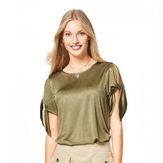 Patron t-shirt femme, Burda 6427