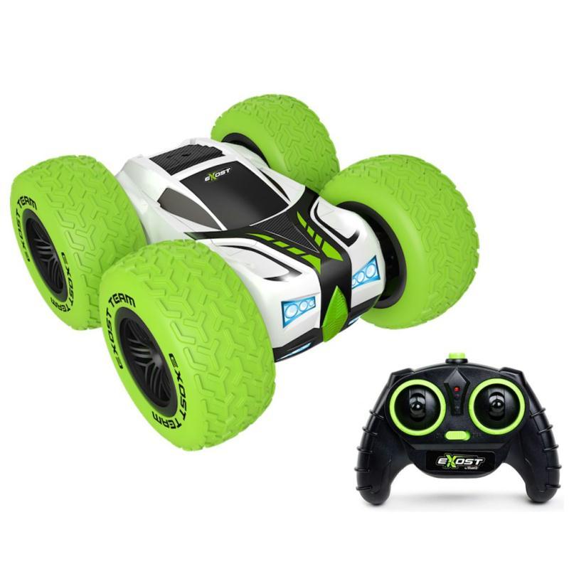 exost voiture radioguid e 360 cross vert te20141 jeux et jouets plein air creavea. Black Bedroom Furniture Sets. Home Design Ideas