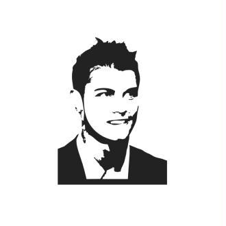 Flex Thermocollant Cristiano Ronaldo – 25 cm