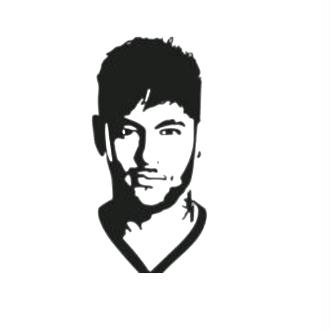 Flex Thermocollant Neymar – 25 cm