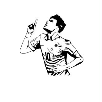 Flex Thermocollant Neymar Jr – 20 cm