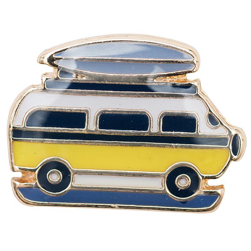 Pin's - Made by me - Mini van - Photo n°1