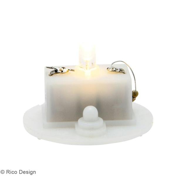 Mini lampe LED - 1 LED - Photo n°1