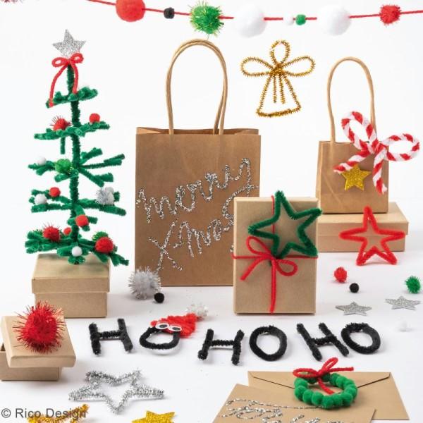 Set de bricolage de Noël Rico Design - Multicolore - 160 pcs - Photo n°2