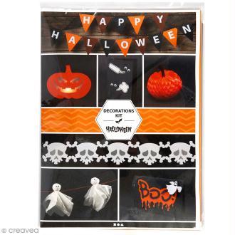 Set de bricolage d'Halloween - 28 pcs
