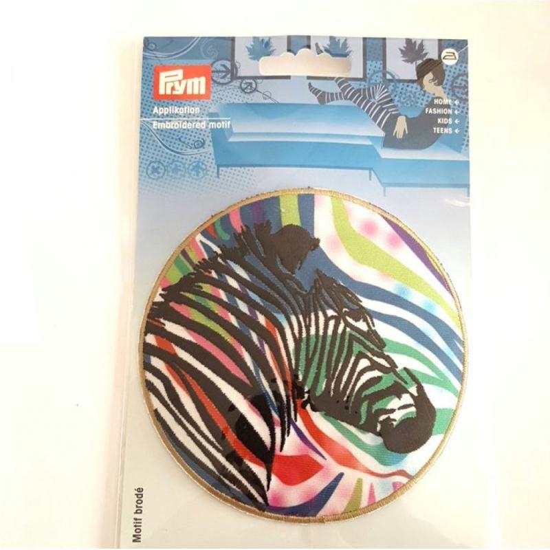 1 thermocollant z bre dans un m daillon motif thermocollant creavea. Black Bedroom Furniture Sets. Home Design Ideas